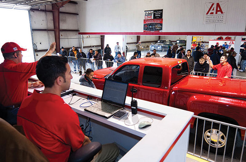 The benefits of using Insurance Auto Auctions